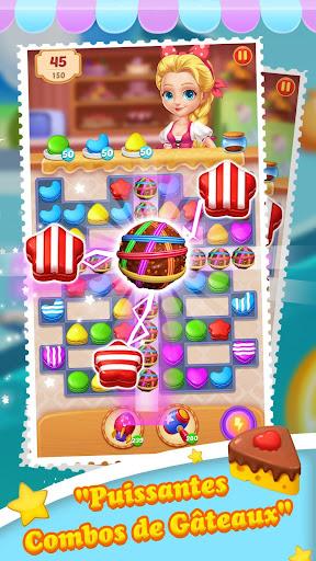 Télécharger Cake Jam Drop apk mod screenshots 2