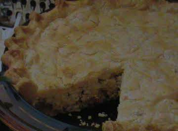 A Sausage Pie