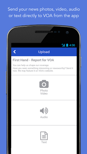 VOA News 3.3.1 screenshots 5