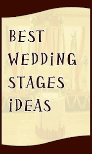 Best Wedding Stages - náhled