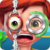 Eye Surgery Hospital : ER Emergency Doctor Game