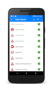 App Speed Camera Radar APK for Windows Phone
