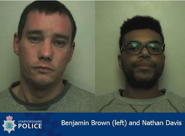 Two more drug dealers jailed