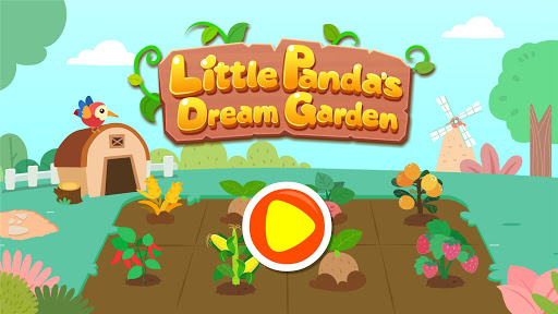 Little Panda's Dream Garden - screenshot