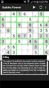 Sudoku Forever- screenshot thumbnail