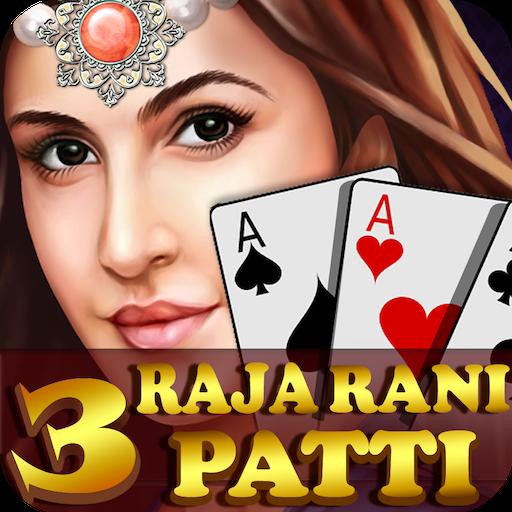 Raja Rani Teen Patti राजा रानी तीन पत्ती