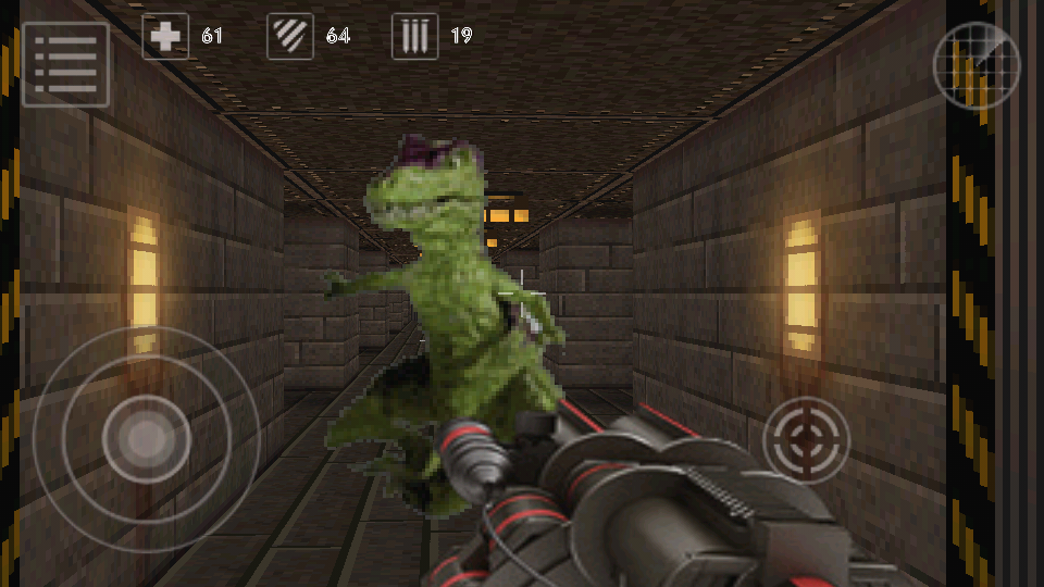 Jurassic Doom- screenshot