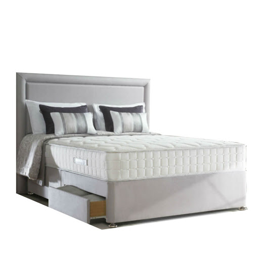 Sealy 1400 Genoa Wool Deluxe Divan Bed