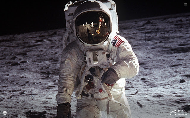 Apollo 11 HD Wallpapers New Tab