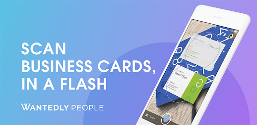 Wantedly People scan biz cards APK