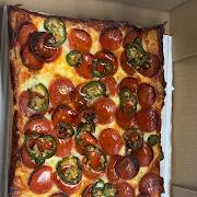Large Double Double Pizza