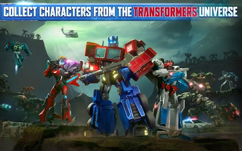 TRANSFORMERS: Forged to Fight Screenshots