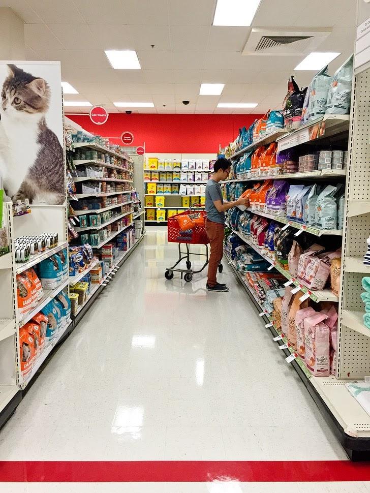 IAMS Cat Food Coupons at Target.