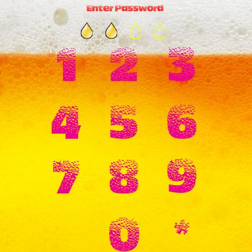 Beer Theme - Applock