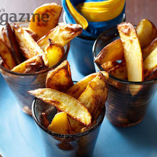 Smoked Paprika Potato Wedges