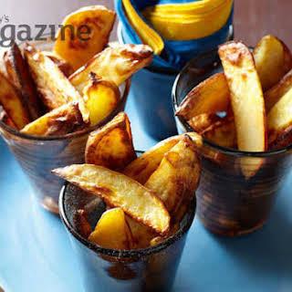 Smoked Paprika Potato Wedges.
