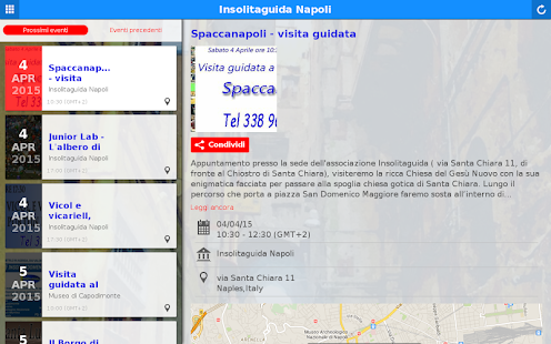 Insolitaguida Napoli- screenshot thumbnail