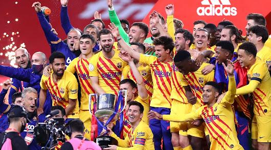 (0-4): El Barça es el Rey de la Copa