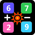Kids Math Game Lite icon