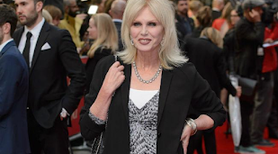 Joanna Lumley's next doc is in Iran