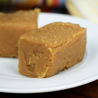 Almond Flour Fudge.