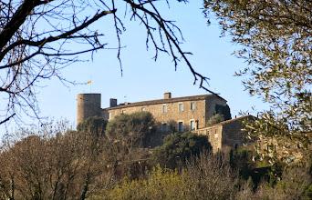 Photo: castell de Foixà