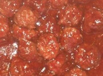 Sweet-sour Pork Sausage Balls Recipe
