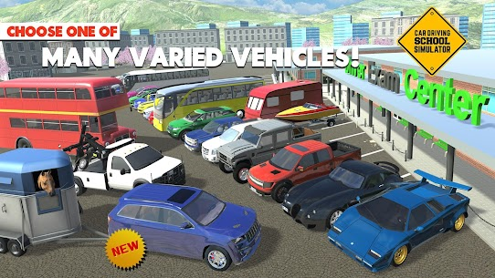 🚓🚦Car Driving School Simulator 🚕🚸 App Download For Android and iPhone 2