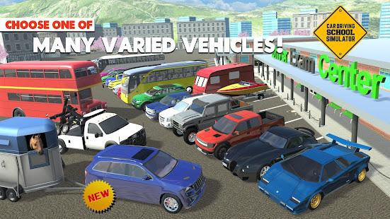 Car Driving School Simulator v2.1 APK (Mod Money) Data Obb Full Torrent