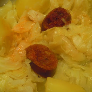 Cabbage Chorizo Recipes.