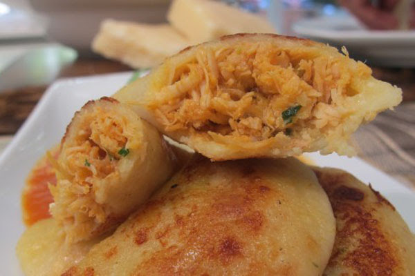 Ravióli de Batata