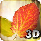 Falling Leaves 3D Wallpaper icon