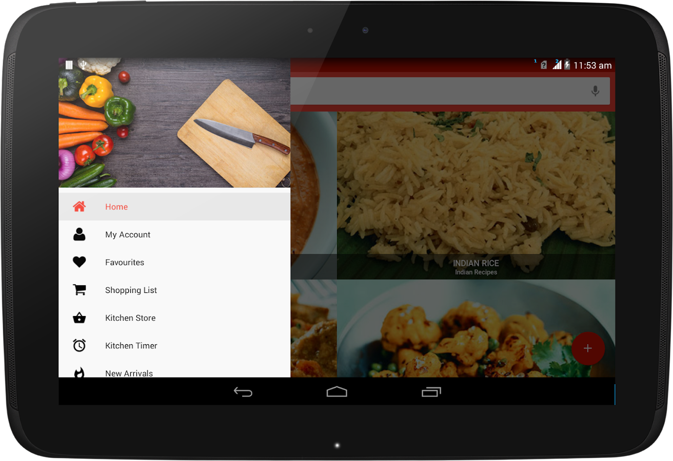 Indian recipes android apps on google play indian recipes screenshot forumfinder Image collections