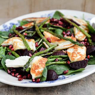 Halloumi Asparagus Recipes