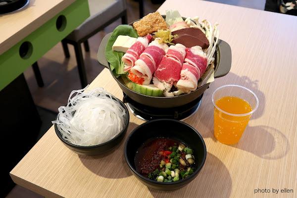 鍋賣局百元小火鍋-桃園莊敬店