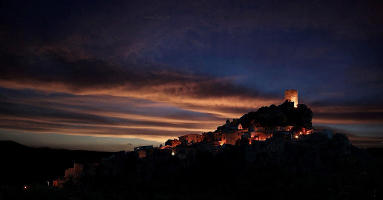 Il castello di notte di Giovanna_Tamponi