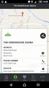 Greenhouse Sauna - náhled