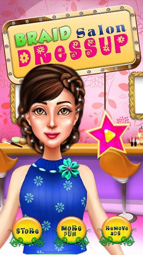 Princess Braided Hair Salon