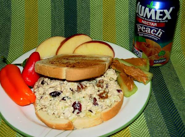 Pam's Crazed Chicken Salad Recipe