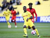 Anthony Limbombe mag alweer vertrekken bij Nantes
