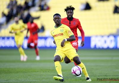 Ligue 1 : Anthony Limbombe et Nantes s'éclatent face à Guingamp !