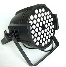 Photo: LED Spot 54x3W Outdoor (11 €-Tag)