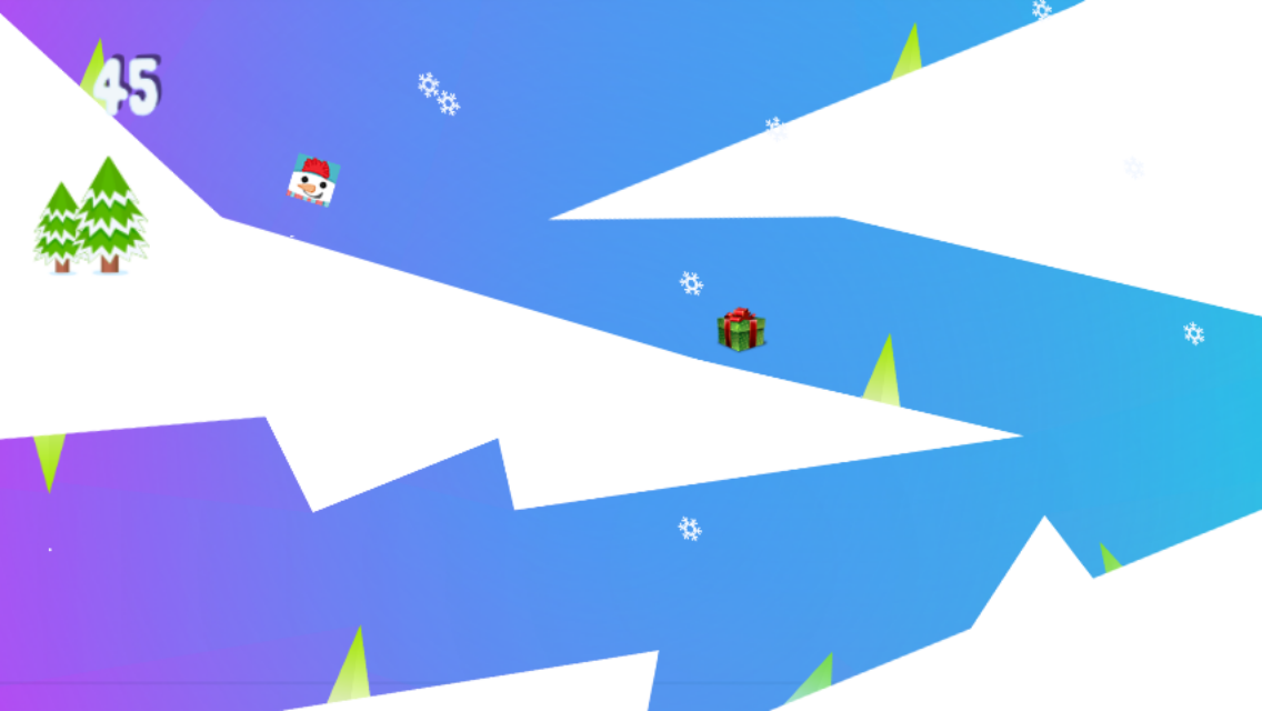 Christmas Dash- screenshot