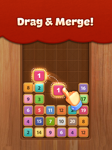 Merge Wood: Block Puzzle 1.6.3 screenshots 6