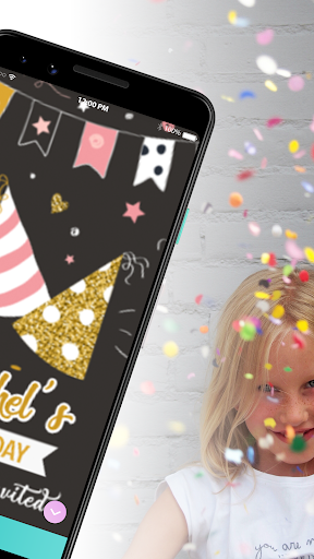 JahWow - Children's Party & Events Invitations 1.0.6 screenshots 2
