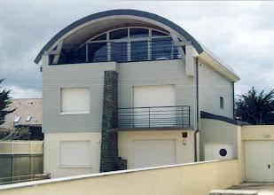 Photo: A modern House...