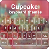 Cupcake Keyboard Theme Android APK Download Free By Abbott Cullen