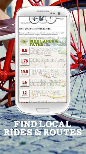 玩健康App|My City Bikes Eugene免費|APP試玩