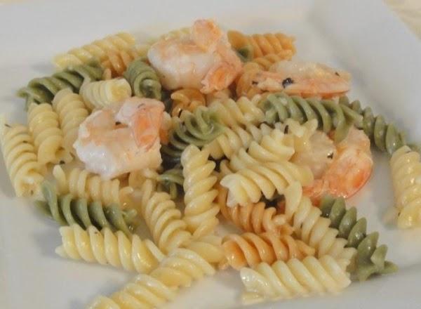 Shrimp And Pasta Recipe
