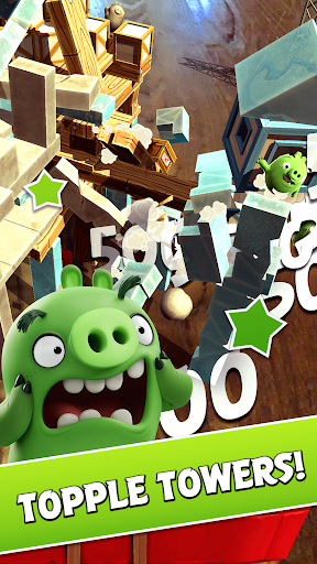 Angry Birds AR: Isle of Pigs 1.1.2.57453 screenshots 4